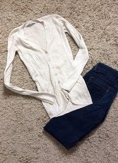 À vendre sur #vintedfrance ! http://www.vinted.fr/mode-femmes/gilets/34587768-gilet-beige-zara-knit-taille-s