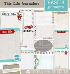 This Life Journalers