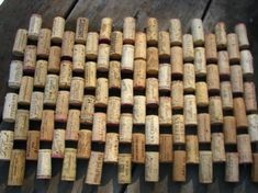1000 images about wine corks on pinterest wine corks for What can you make out of string