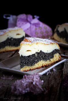 Retete de Pasti - Tarta cu crema de branza si mac  Reteta de pasca cu mac si branza. Mod de preparare Tarta cu branza Ingrediente Tarta cu Branza
