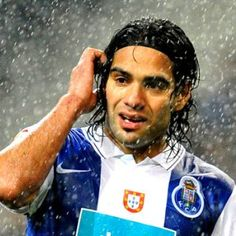 Radamel 'Falcao' García.