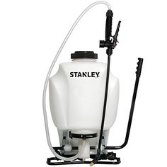 Stanley 61804 Professional Backpack Poly 4Gallon Sprayer ** For more information, visit image link.