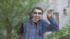Zombie Arm Attack Prank!