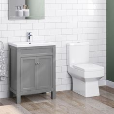 Looking for amazing toilet and sink packages? Take a look at our gorgeous toilet and basin sets, in many different toilet with basin styles. Cloakroom Vanity Unit, Basin Vanity Unit, Vanity Units, Small Rooms, Small Spaces, Traditional Toilets, Back To Wall Toilets, Sink Units, Toilet Sink
