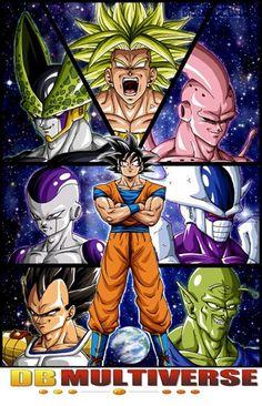 DB Multiverse