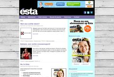 Ik blog voor http://www.estamagazine.nl via @url2pin