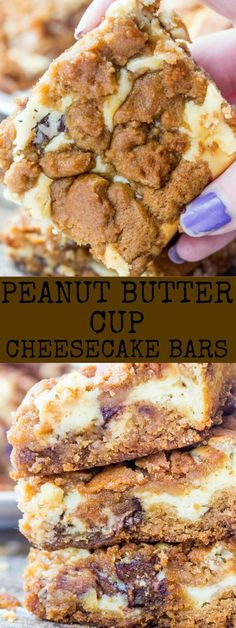 Ooey gooey and delicious these Peanut Butter Cup Cheesecake Bars mashup cookies with cheesecake with a favorite candy baked right in! So this weekend was like Summer here! Literally, my mood instantly changed, like I never realized how truly blue winter can make a person until you get that anticipated[Read more]