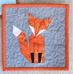 11 of the cutest and easiest quilting patterns. #7 is a true beauty