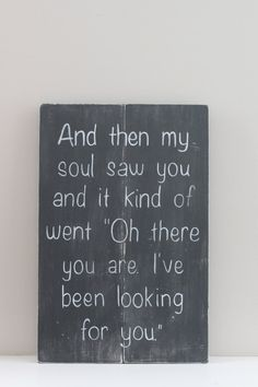 Love Quote Wood Wall Art Wood Sign Vintage Style Black by InMind4U