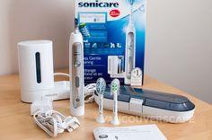 Back to school contest: Win a Philips Sonicare FlexCare Premium | #Vancouverscape