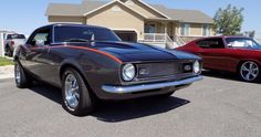 Cool Awesome 1968 Chevrolet Camaro SS Clone 1968 Camaro 327 TKO5 Speed 4:11 10 Bolt Posi Classic Muscle Car Watch Video! 2017/2018
