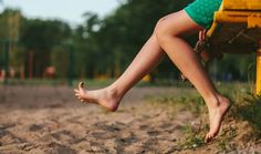 4 Steps To Happy, Healthy Feet