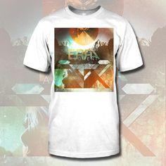 Augment Album Art White T-Shirt : ERRA