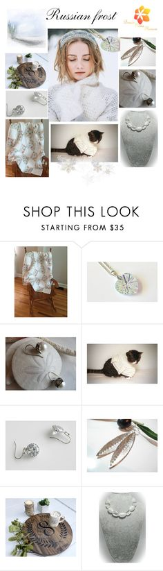 """""""Russian frost"""" by varivodamar ❤ liked on Polyvore featuring modern"""