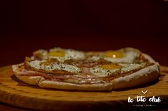 huevos fritos y panceta