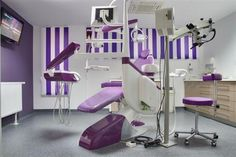 I wish my dentist's office was designed like this.