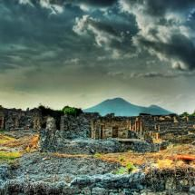 Pompeii - I just got back from visiting these beautiful ruins! One of my favorite parts of Italia