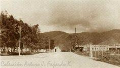 Plaza sucre de catia, año 1930