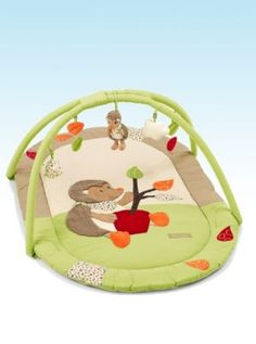 Hedgehog Discovery Gym | Nursery Furniture | Baby Accessories Ireland | Cribs.ie Nursery Furniture, Baby Accessories, Outdoor Furniture, Outdoor Decor, Hanging Chair, Baby Items, Cribs, Discovery, Baby Gifts