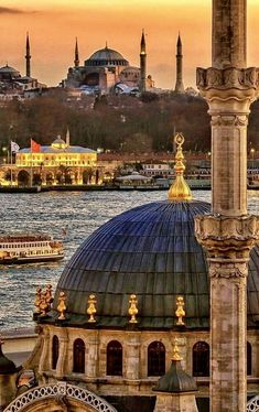 Best hotel in Istanbul - Live Wallpapers Travel Route, Places To Travel, Places To Go, Istanbul City, Istanbul Travel, Beautiful Mosques, Beautiful Buildings, Beautiful Places In The World, Wonderful Places