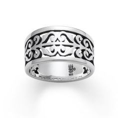Open Adorned Ring at James Avery