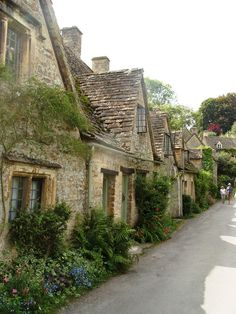 Nostalgia at the Stone House: Beautiful Bibury