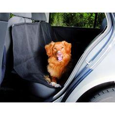 Couverture noire en nylon pour sièges de voiture Friends On Tour Achat/Vente - La Ferme des Animaux