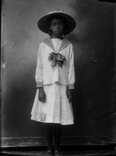 Luella Bray from Holsinger Studio Collection, University of Virginia, Charlottesville, VA