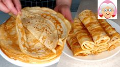 The THINEST on Shrovetide (+ Unusual filling). The recipe is not only in milk Dessert Drinks, Party Desserts, Dessert Recipes, Fig Recipes, Cooking Recipes, Hawaiian Sweet Rolls, Protein Cookies, Russian Recipes, Filipino Recipes