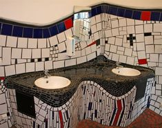 Hundertwasser 's Bahnhof ülzen: A Different Form of Architecture  [ Read More at www.homesthetics.net/hundertwasser-s-bahnhof-ulzen/ © Homesthetics - Inspiring ideas for your home.]