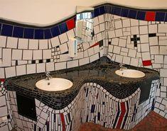 Hundertwasser 's Bahnhof ülzen: A Different Form of Architecture