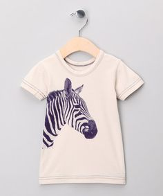 Zebra Bamboo Tee - Infant & Toddler from Cool Bamboo on #zulily.co.uk