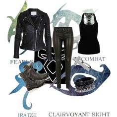 Shadow hunter outfit