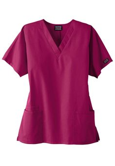 Cherokee workwear v-neck scrub top. - Scrubs and Beyond Vet Scrubs, Nursing Scrubs, Cherokee Scrubs, Womens Scrubs, Latest Colour, Nursing Clothes, Scrub Tops, Colorful Fashion, Looking For Women