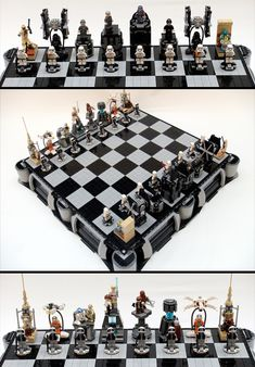Star Wars Chess set http://www.roleplaying.company