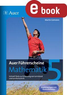 Führerschein Mathe 5.Klasse | unterrichtsmaterialien24.de