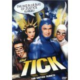 The Tick: The Entire Series (DVD)By Patrick Warburton