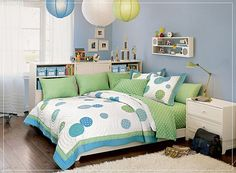 Bedroom Decorating Ideas for Teenage Girls   Pictures and Photos of Home Interior Designs