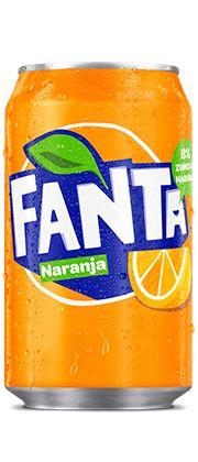 Variedades y sabores de la bebida | Fanta Coca Cola, Fanta Can, Carbonated Drinks, Beverages, Canning, Fruit, Raspberry, Beverage, Orange