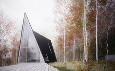 Allandale House | Architect William O'Brien Jr.