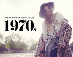 Vintage 1970's clothing