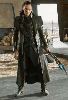 Full length shot of pissed off Loki. mmmmmm!!!!!