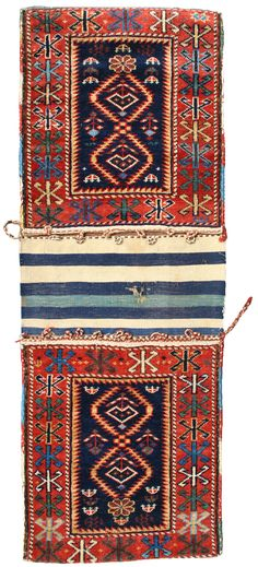 186. Shahsevan saddlebags, Iran