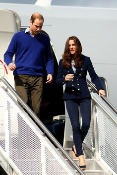 Will and Kate Go Casual For Their Auckland Visit
