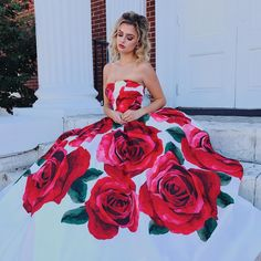 """741 Likes, 7 Comments - Girli Girl Prom & Pageant (@girligirl_boutique) on Instagram: """" #girligirl #girligirlprom2k18 #prom #formal #sherrihill #rosesarered"""""""