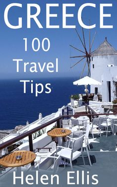 "Planning a holiday to Greece? ""100 travel tips"" is a must-read before you set out. It discusses when to go, what to expect, luggage, transportation, the traditions, food, accommodation. It considers the people themselves, island-hopping, the ancient sites, outdoor activities, and shopping. Even if all you want to do is veg-out in peace under the Mediterranean sun, you still need to check this book: https://www.smashwords.com/books/view/126404"