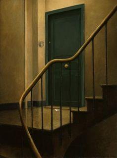 L'escalier du paradis Anne Françoise Couloumy-2009