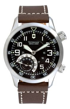 Victorinox Swiss Army Men's 241381 AirBoss Mach 4 Mechanical Watch