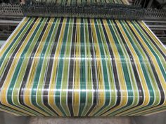 Fabric mill for turkish towels. pretty stripes