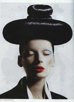 Geisha moderne Asian Japanese geisha Inspired  makeup